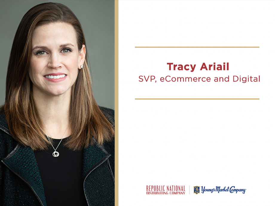 Tracy Ariail Named Republic National Distributing Company  Senior Vice President, eCommerce and Digital