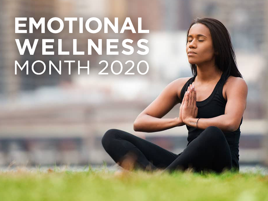 Emotional Wellness Month