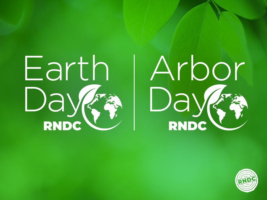 RNDC Celebrates Earth Day and Arbor Day